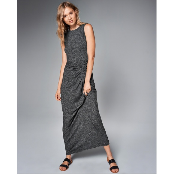 8fe76fa1147 Abercrombie   Fitch Dresses   Skirts - NEW Abercrombie   Fitch Knot Front  Maxi Dress